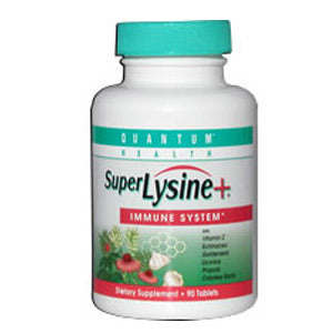 Super Lysine + Tablets Advanced Formula Lysine