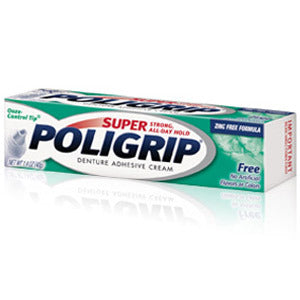 Super PoliGrip Extra Care with PoliSeal formula
