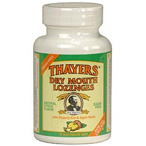 Thayers Sugar-Free Citrus Dry Mouth Lozenges
