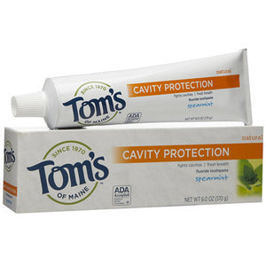 Tom's of Maine Natural Cavity Protection Fluoride Toothpaste