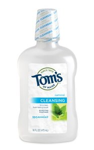 Tom's of Maine Natural Anti-Plaque & Whitening Toothpaste