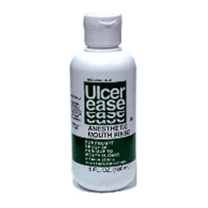 Ulcerease Anesthetic Mouth Rinse