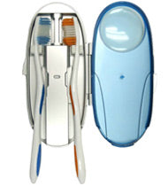 VIOlight DUO Toothbrush Sanitizer
