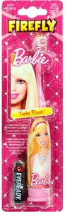 Dr. Fresh Firefly Barbie Turbo Power Battery-Operated Toothbrush - Dentist.net