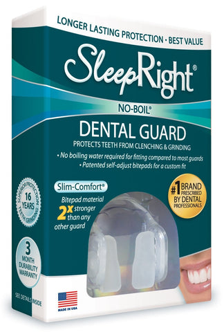Sleep Right Slim-Comfort Dental Guard - Dentist.net