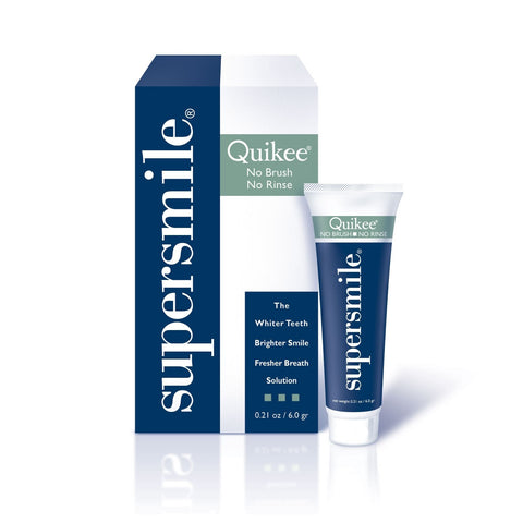 Supersmile Quikee Portable Tooth Polish -