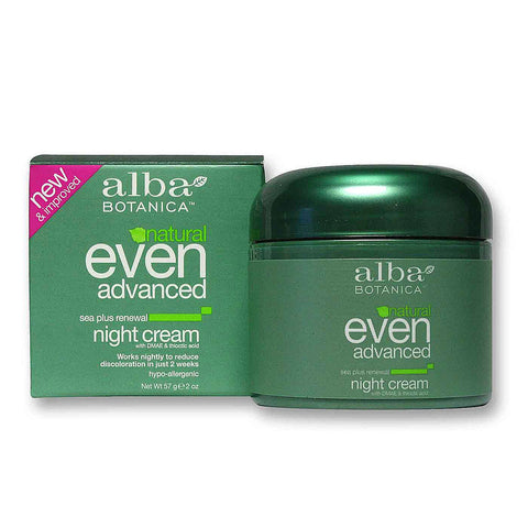 Alba Botanica Sea Plus Renewal Cream - Dentist.net