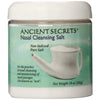 Ancient Secrets Nasal Cleansing Salt Jar - Dentist.net