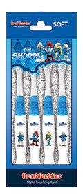 Brush Buddies The Smurfs Manual Toothbrushes - Dentist.net
