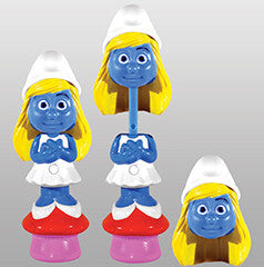 Brush Buddies The Smurfs Poppin' Kid's Toothbrush - Smurfette - Dentist.net