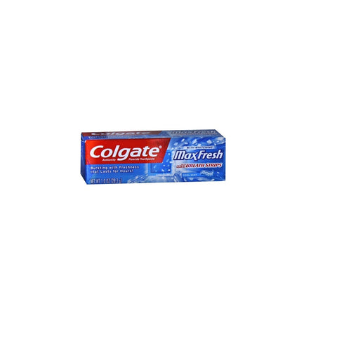 Colgate Max Fresh Travel Size Toothpaste - Dentist.net