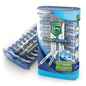 GumChucks Profloss– Adult Starter Kit - Dentist.net