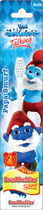 Brush Buddies The Smurfs Talking Toothbrush – Papa Smurf - Dentist.net
