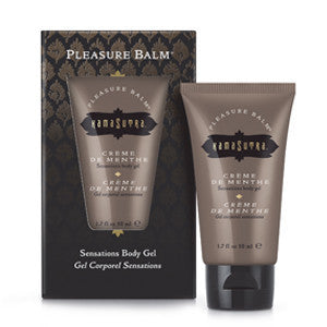 Kama Sutra Pleasure Balm Sensations Body Gel - Dentist.net