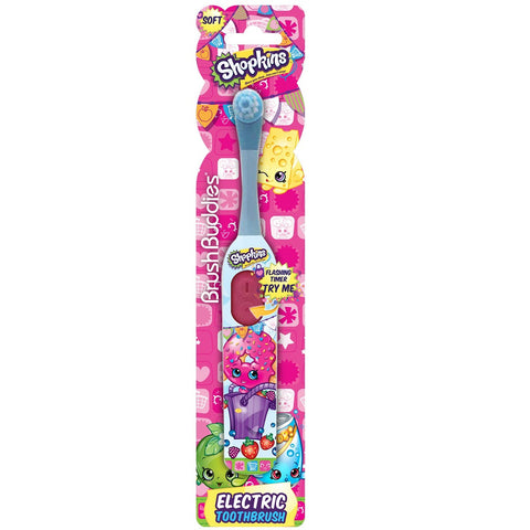 Shopkins Electric Toothbrush - Dentist.net