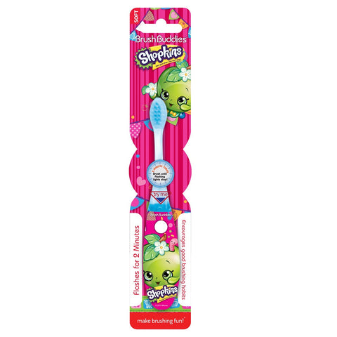 Shopkins Light-Up Toothbrush - Dentist.net