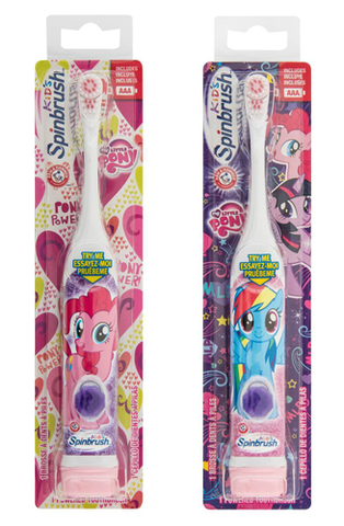 Spinbrush My Little Pony - Dentist.net