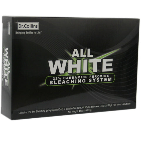Dr.Collins All White Bleaching System - Dentist.net