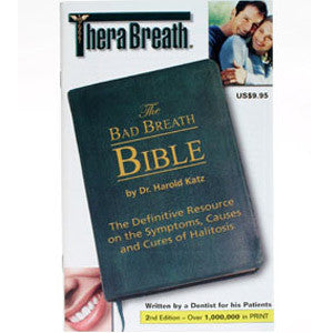 Bad Breath Bible by Dr. Harold Katz - Dentist.net