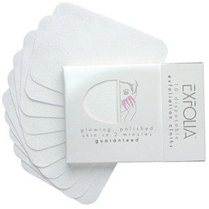 Beauty Cloth Exfolia Disposable Facial Cloths - Dentist.net
