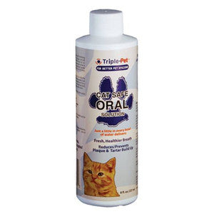 Benedent Triple Pet Cat Safe Oral Solution - Dentist.net
