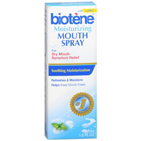 Biotene Moisturizing Mouth Spray - Dentist.net