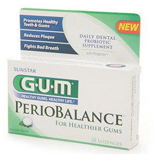 Butler Gum PerioBalance Dental Probiotic - Dentist.net