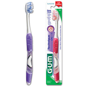 Butler Gum Technique Deep Clean Toothbrush - Dentist.net