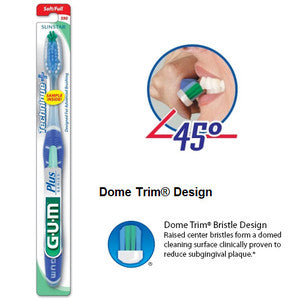 Butler Gum Technique Plus Toothbrush - Dentist.net