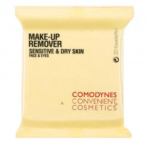 Comodynes Make Up Removal Towelettes - Dentist.net