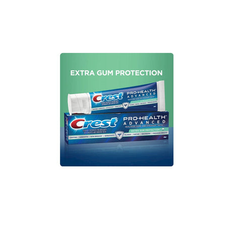 Crest Pro-Health Advanced Extra Gum Protection Toothpaste - Dentist.net