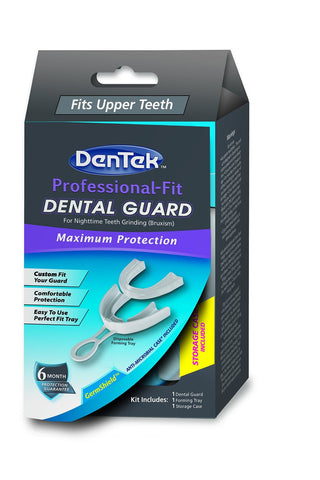 Dentek Maximum Protection Dental Guard - Dentist.net