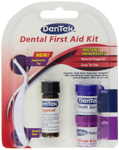 DenTek Toothache Kit - Dentist.net