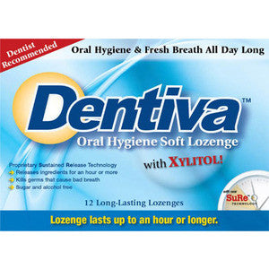 Dentiva Soft Lozenge for Oral Hygiene - Dentist.net