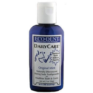 Eco-DenT Daily Care Tooth Powder - Dentist.net