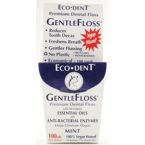 Eco-DenT Premium Gentle Floss - Dentist.net