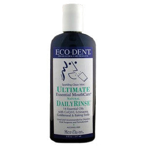 Eco-DenT Ultimate Natural Daily Rinse - Dentist.net