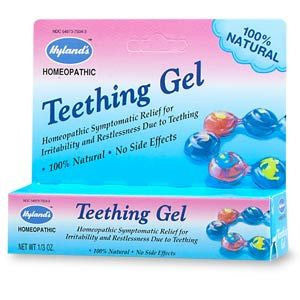 Hyland's Teething Gel - Dentist.net