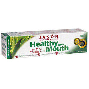 Jason Natural Healthy Mouth Toothpaste - Dentist.net