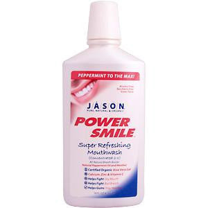 Jason Natural PowerSmile Mouthwash - Dentist.net