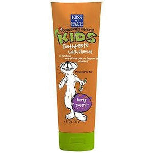 Kiss My Face Kids Berry Smart Toothpaste - Dentist.net