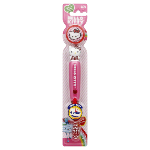 Dr. Fresh Hello Kitty Timer Toothbrush - Dentist.net