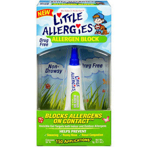 Little Allergies Allergen Block - Dentist.net