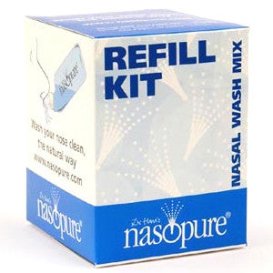 Nasopure Refill Kit - Dentist.net