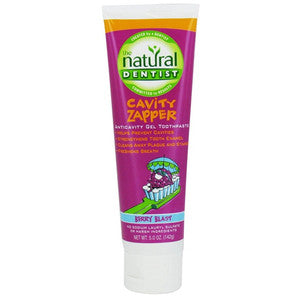 Natural Dentist Kids Toothpaste - Dentist.net