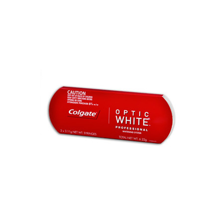 Colgate Optic White Professional Whitening Dentist Net