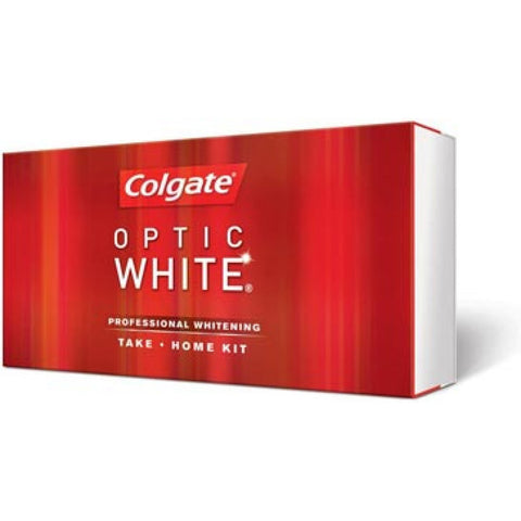 Colgate Optic White Take Home Kit - Dentist.net