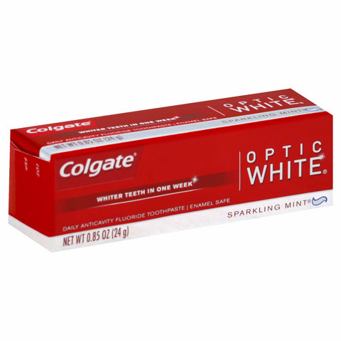Colgate Optic White Toothpaste - Dentist.net