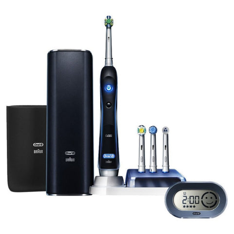 Oral-B Precision Black 7000 Rechargeable toothbrush - Dentist.net