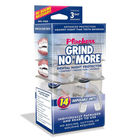 Plackers Grind-No-More Dental Night Protector - Dentist.net